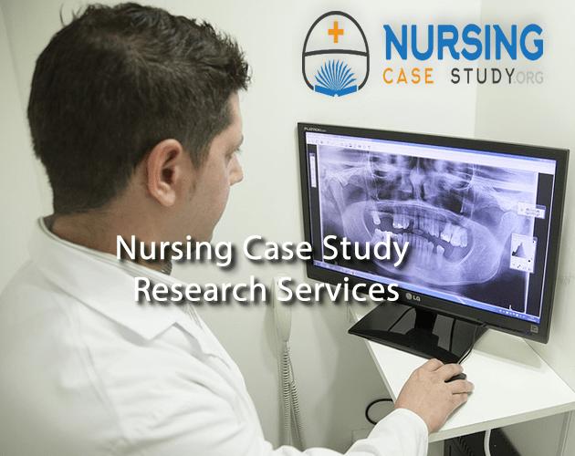 Nursing-Case Study Research Services
