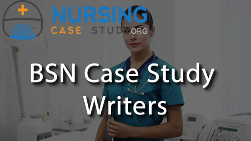 BSN case study writers
